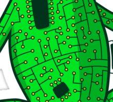 Circuit Frog Sticker