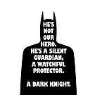 A Dark Knight by timmy26