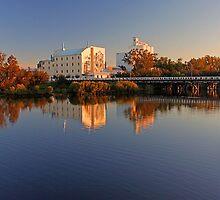 Northam Flour Mill - Western Australia  by EOS20