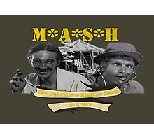 M*A*S*H: The Traveling Medical Show Photographic Print