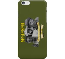 M*A*S*H: The Traveling Medical Show iPhone Case/Skin