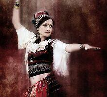 Dance 3 by Jan Pudney