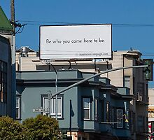 Inspiration Billboard by michaelzeligs