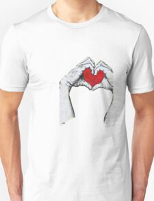 Heart Handed T-Shirt