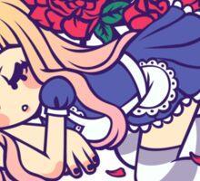 Werepop - Here lies Alice Sticker