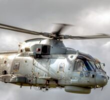 Royal Navy Merlin Sticker