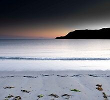 Calgary Bay, Isle of Mull, Inner Hebrides, Scotland by Iain MacLean