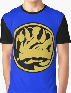 Triceratops Coin Graphic T-Shirt