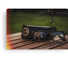 Ray Bans Canvas Print
