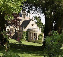 Tyntesfield House, North Somerset, UK by Rachel Down