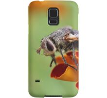Fly in the Marigolds - Daily Homework - Day 21 - May 28, 2012 Samsung Galaxy Case/Skin