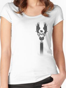 UNSC Women's Fitted Scoop T-Shirt