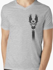 UNSC Mens V-Neck T-Shirt