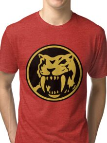 Sabertooth Coin Tri-blend T-Shirt