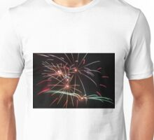 November Fireworks Unisex T-Shirt