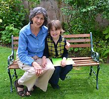 Eileen And Perran by lynn carter