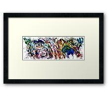 Forforro Framed Print