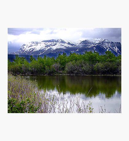 Lake Maskinonge Photographic Print