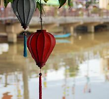 Vietnam Lantern  by grostique