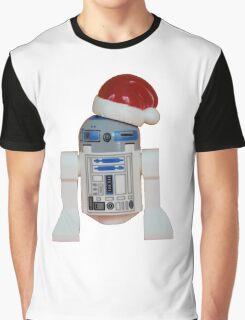 R2-D2 Santa Graphic T-Shirt