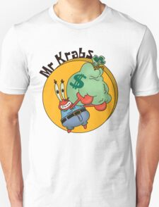 Did you know crabs love money! Unisex T-Shirt