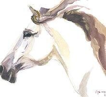 Horse - Julia  by Go van Kampen