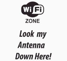 Wi-fi antenna by jballico