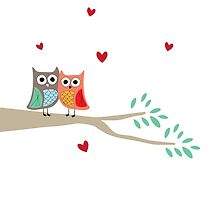 Love Owls by Angela Thompson