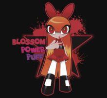 Powerpuff Girl Blossom Kids Tee