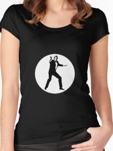 007 Women's Fitted Scoop T-Shirt