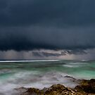Storm Cell over Paradise by Karen Willshaw