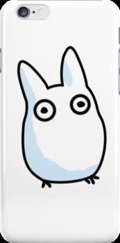 Chibi Totoro by Bernard Mesa