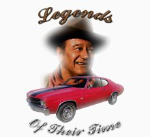 Legends of their Time Unisex T-Shirt