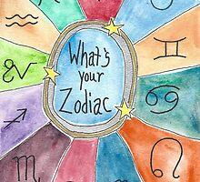 Zodiac  by Deb Coats