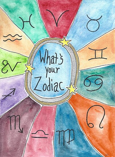 Zodiac  by Deb Coats