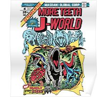 More Teeth J-World Poster