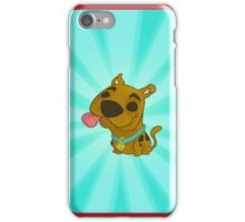 Lil' Scooby iPhone Case/Skin