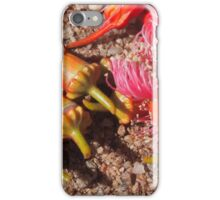 bloomin gums iPhone Case/Skin