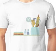 The Kitchen Shelf Unisex T-Shirt