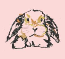 Cute T-shirt Rabbit Jon Kids Clothes