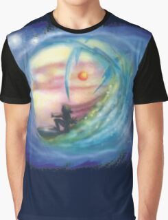 Surf Charger Graphic T-Shirt