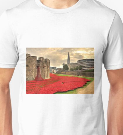 Blood Swept Lands Unisex T-Shirt