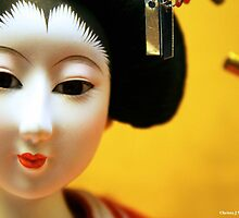 Geisha Girl: Color by ChristaJNewman