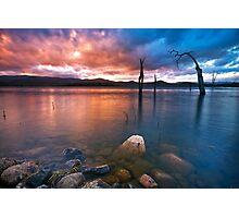 Somerset Dam Photographic Print