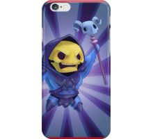 Lil' Skeletor iPhone Case/Skin