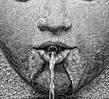 Water from the mouth ... by lamiel