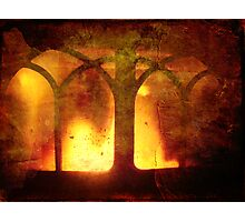 Inferno Photographic Print
