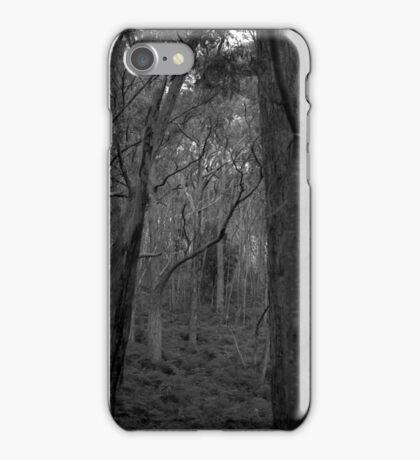 Scary Trees- Lobethal Bushland iPhone Case/Skin