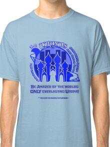Atlantis- Blue Classic T-Shirt