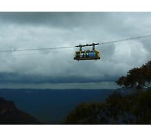 Blue Mountains Skyway Photographic Print